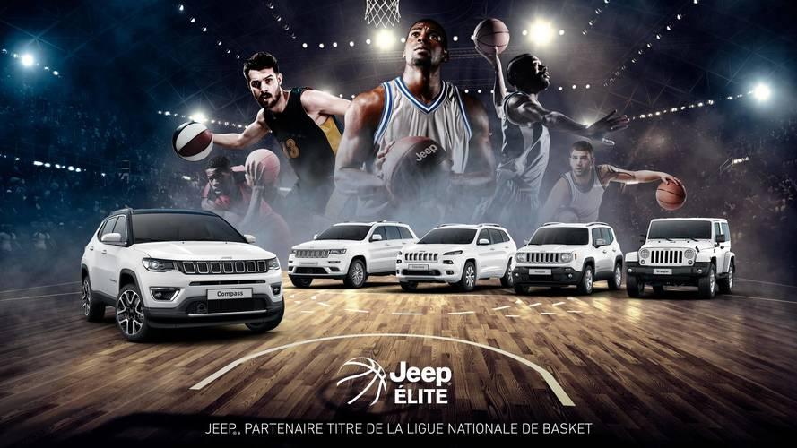Jeep devient sponsor-titre de la Ligue Nationale de Basket