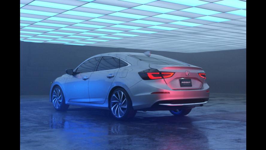 Honda, un prototipo anticipa la nuova Insight
