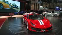 Ferrari 488 Pista - 2018 Cenevre Otomobil Fuarı