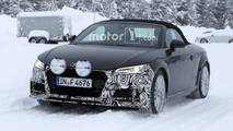 2019 Audi TT Roadster Spy Shots