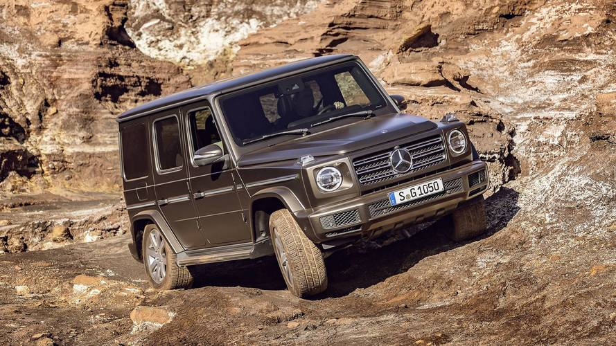 Mercedes G-Class To Offer Diesel Engine In Europe From December