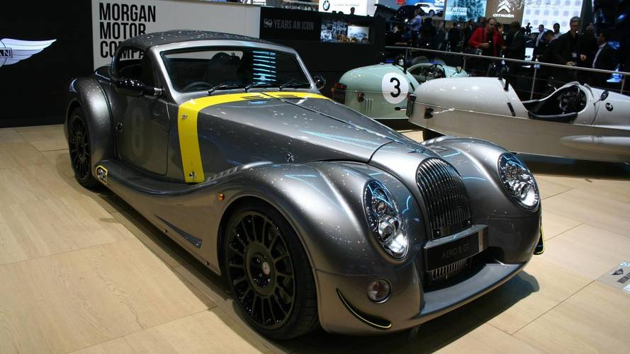 Morgan Aero GT Is The Company's Most Extreme Road Car Ever