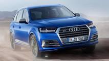 Audi SQ7 2018 4.0 TDI 435 CV quattro tiptronic