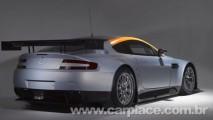 Aston Martin divulga novas fotos do Vantage GT2 com motor à álcool (Etanol)