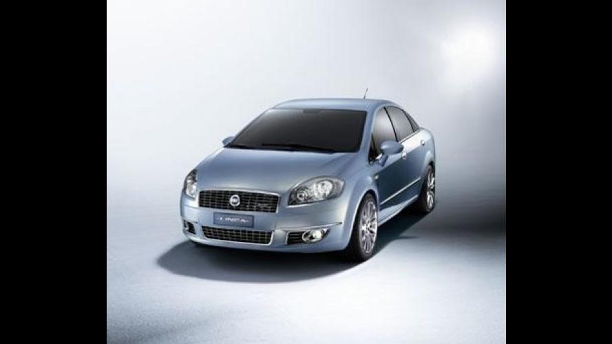 Fiat Linea terá versão turbo e pode chegar em dezembro