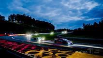#38 Antonelli Motorsport, Lamborghini Huracan GT3: Michela Cerruti, Loris Spinelli, Gianluca Giraudi, Cédric Sbirazzuoli