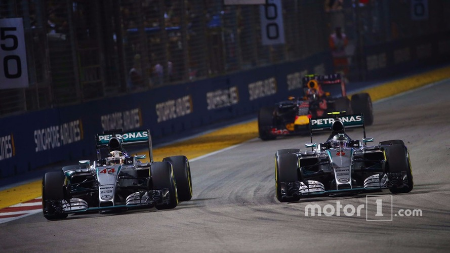 Mercedes 'curious' to find out if Singapore woes sorted