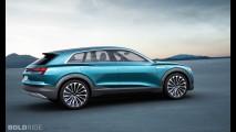 Audi E-Tron Quattro Konsepti