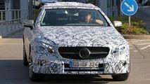 Mercedes Classe E Cabriolet 2018 photos espion