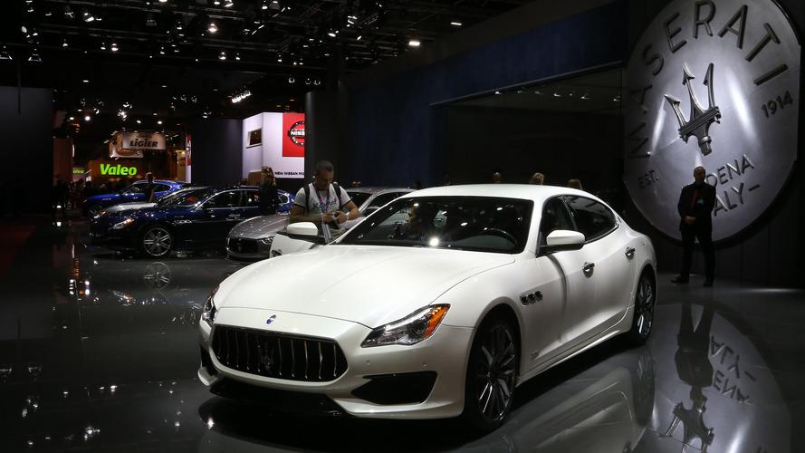 Maserati rappelle 50'000 voitures en Amérique du Nord!