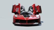 Assetto Corsa Ferrari FFX K