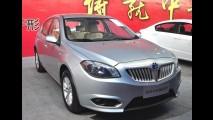 Brilliance Junjie FRV ganha reestilização e passa a se chamar H320 na China