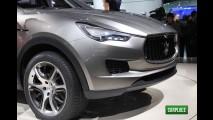 Direto de Detroit: Fotos do Maserati Kubang