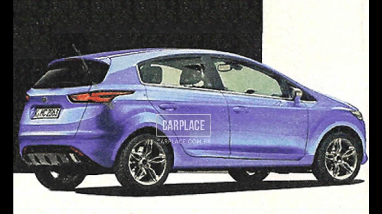 Ford já trabalha no sucessor do New Fiesta: Modelo será lançado em 2015
