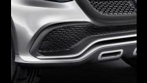 Mirando no BMW X6, Mercedes revela crossover MLC Concept