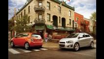 Chevrolet Sonic 2014 ganha novidades e tem preço equivalente a R$ 34,7 mil nos EUA
