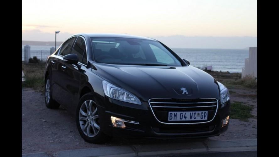 Peugeot 508 é eleito o carro do ano na Espanha