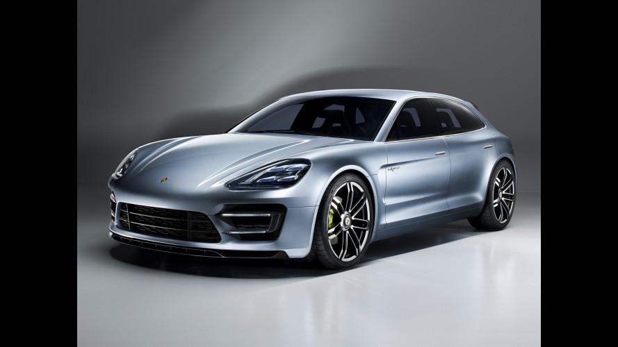Porsche poderá apresentar Panamera reestilizado em abril no Salão de Xangai
