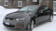 Ford Falcon GT-H by FPV spied 24.01.2011