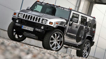 Hummer H2 by CFC CarFilmComponents 08.03.2010