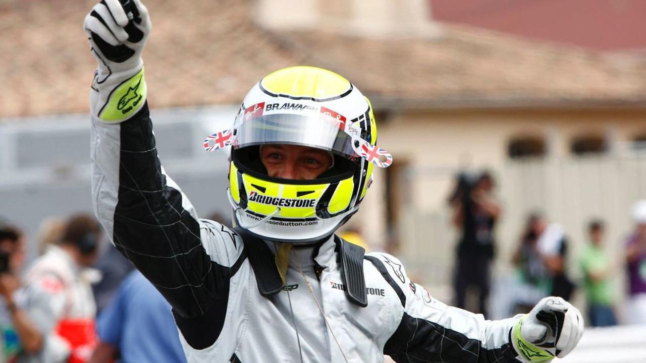Jenson Button, Monaco grand prix 2009, qualifying