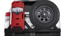 Four Wheeler Magazine Toyota 4Runner Backcountry custom concept 02.11.2010