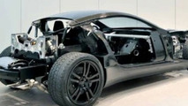 Aston Martin One-77 leaked product brief document