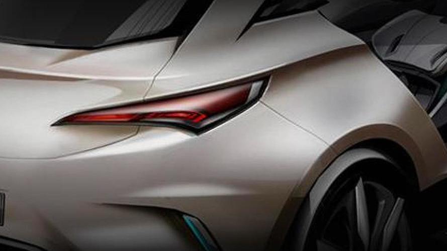 Buick Envision concept teased for Auto Shanghai 2011