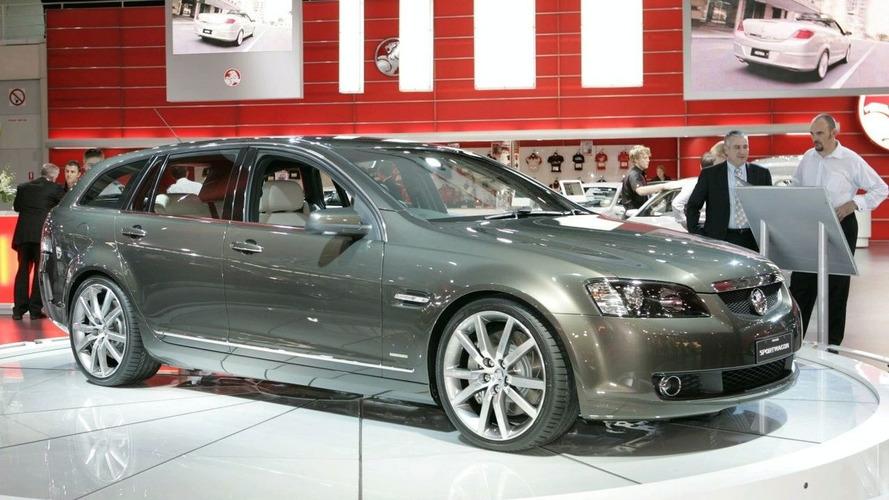 Holden VE Commodore Sportwagon Unveiled