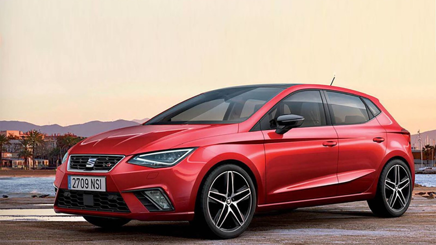 2017 SEAT Ibiza looks like a mini Leon in official leaked images