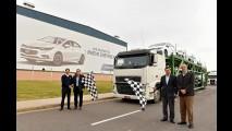 Novo Chevrolet Cruze já chega a 5 mil unidades produzidas na Argentina