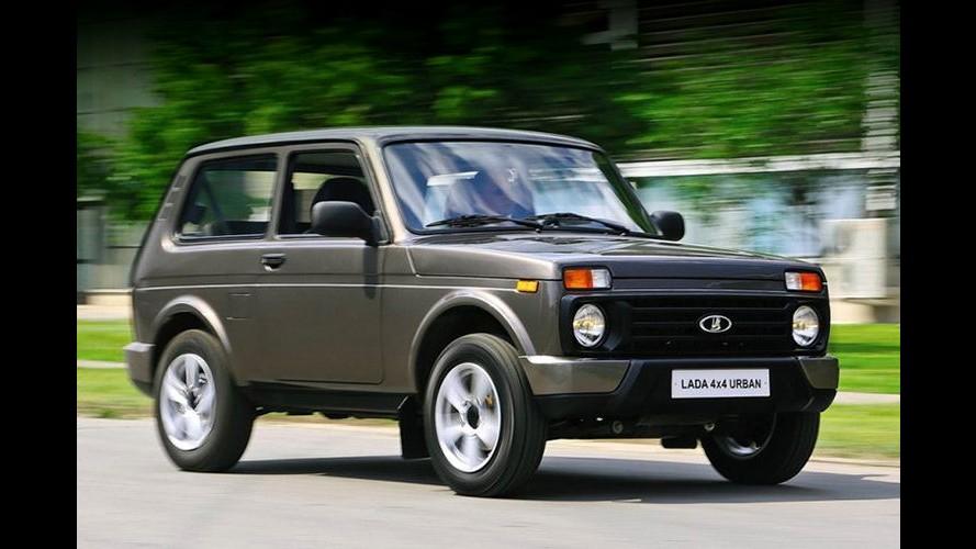 Lenda russa: Lada lançará terceira geração do Niva em 2018