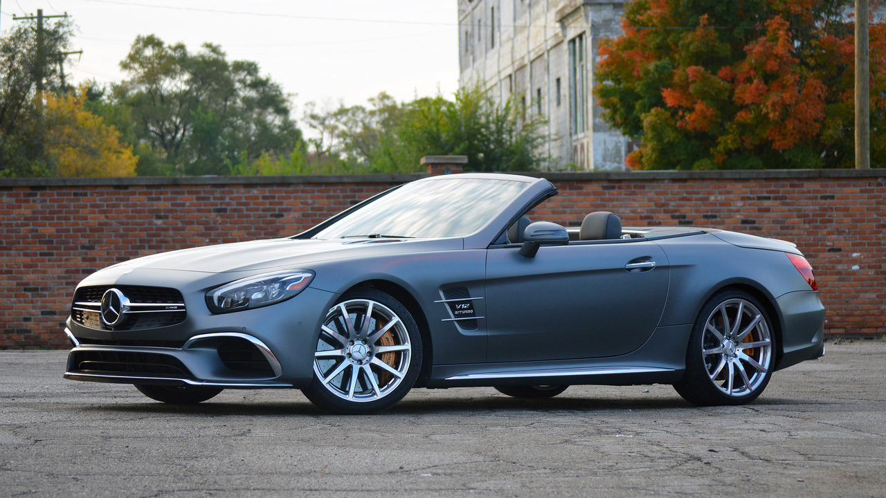 2017 mercedes amg sl65 review because someone will buy it. Black Bedroom Furniture Sets. Home Design Ideas