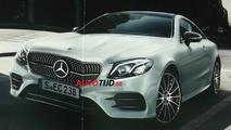2018 Mercedes E Serisi'nin broşürü sızdı