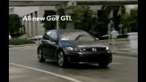 Vídeo: Volkswagen Golf GTI vira jogador de futebol em comercial nos EUA