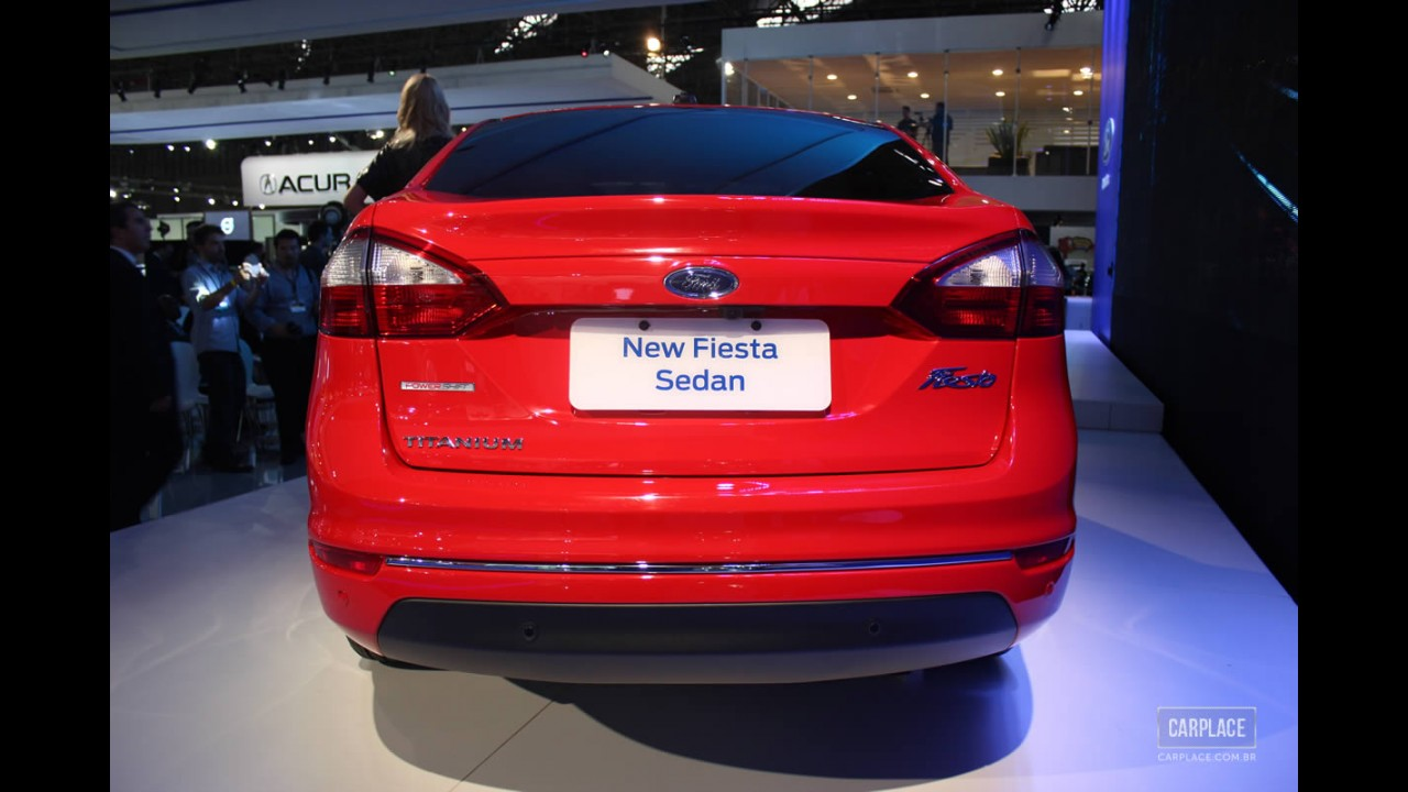 Ford promete 18 lançamentos globais no Brasil em 2013 - Meta é ter linha 100% global em 2015