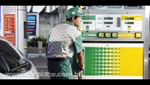Gasolina ainda é mais vantajosa no Brasil