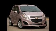 Chevrolet Spark tem recall por capô que pode abrir inesperadamente