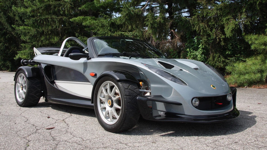 Low-Mileage Lotus 340R Looking For New Home