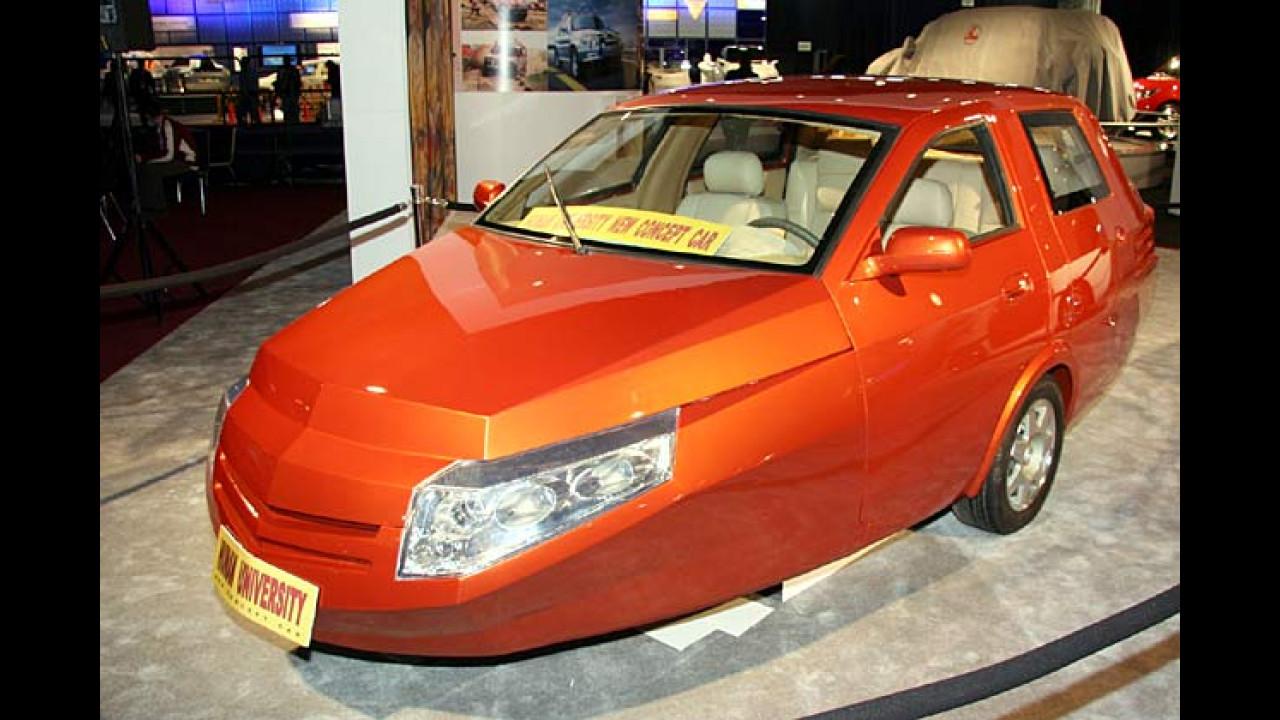 Changfeng Rhombus Concept