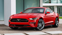 2018 Ford Mustang with Pony Package
