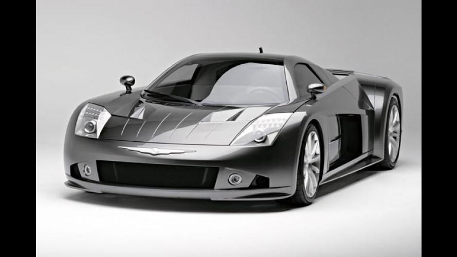 Chrysler Super-Sportler ME Four-Twelve: Ab durch die Mitte