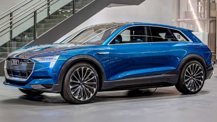 Audi Opens Reservations For E-Tron Quattro, Arrives 2018