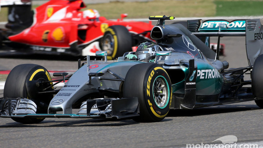 Newey: F1 risks Mercedes/Ferrari lockdown