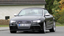 Audi RS5 Cabrio spy photo 11.10.2011