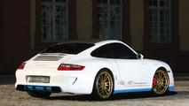 'Pretty Boy' (997) Porsche 911 Carrera 4S by Cars & Art - 24.11.2011