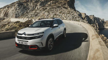 Citroen reveals its new 'flagship' C5 Aircross SUV