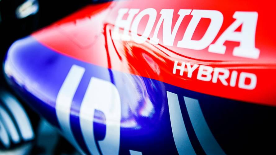 Fórmula 1 - Toro Rosso, Red Bull e Honda