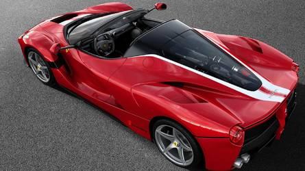DIAPORAMA - Top 10 des cabriolets les plus rapides au monde