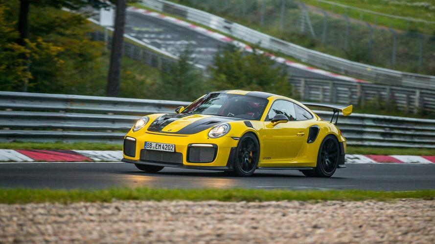 Assista ao recorde do Porsche 911 GT2 RS em Nürburgring